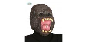 Careta Gorila de látex
