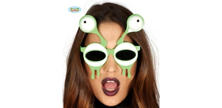 Gafas alienígena