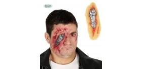Cicatriz biónica látex con adhesivo líquido