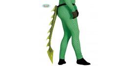 Cola dragón extra. 100 cm