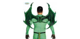 Alas dragón extra. 100x80 cm
