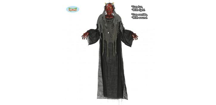 Colgante demonio 170 cm