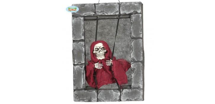 Ventana con esqueleto 33,5x47 cm
