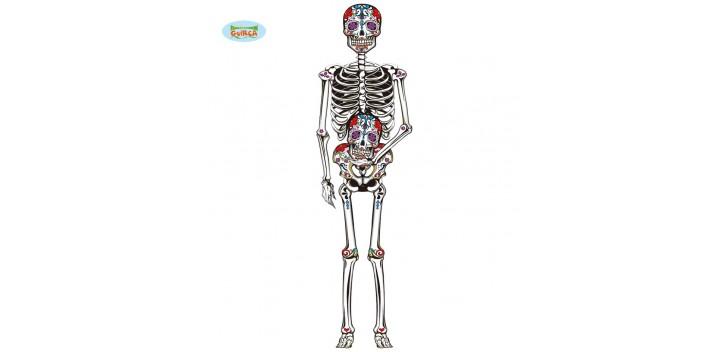 Esqueleto pared 150 cm