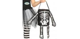 Cesta esqueleto 20 cm