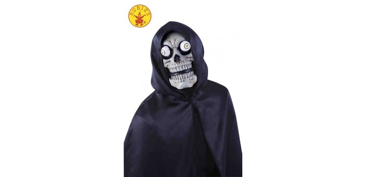 Máscara skull con ojos