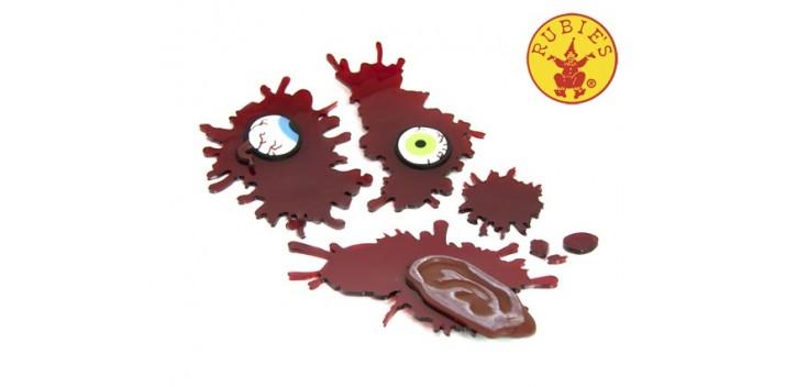 Halloween stickys sangrientos