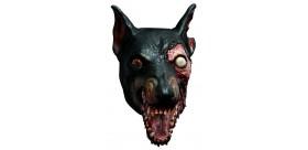Careta Perro Zombie
