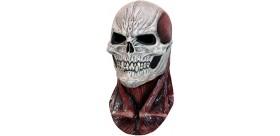 Careta Monstruo Esqueleto