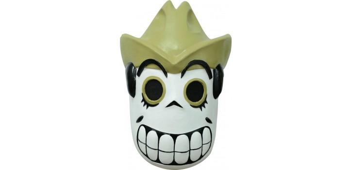 Máscara cantinero