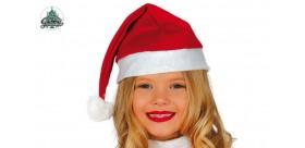 Gorro Papá Noel Infantil