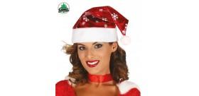 Gorro Noel Brillante