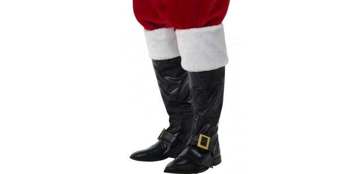 Cubre botas Papá Noël DeLuxe