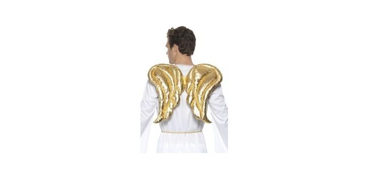 Alas de ángel de lujo