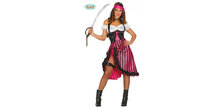 Pirata Rosa Charlotte