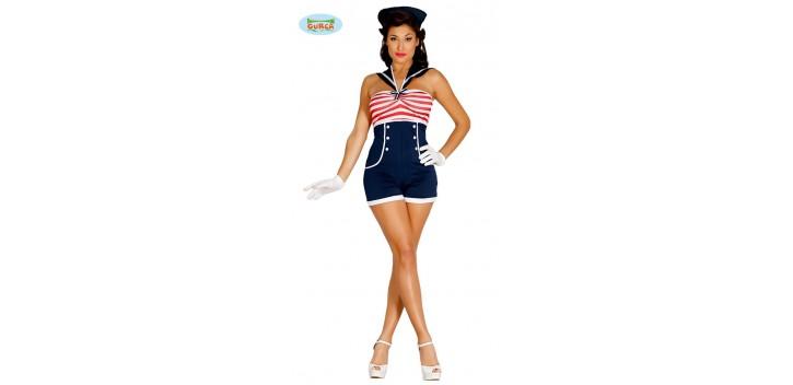 Sailor Pin up