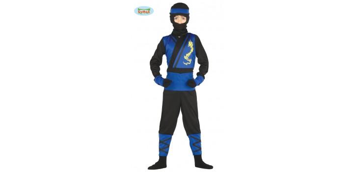 Ninja Azul