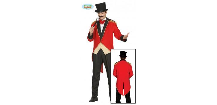 Presentador de circo