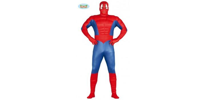 Superhéroe musculoso