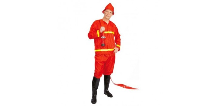 Bombero Rojo