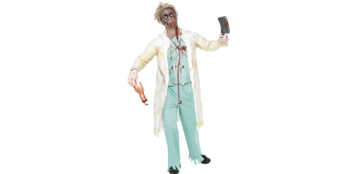 Médico zombi
