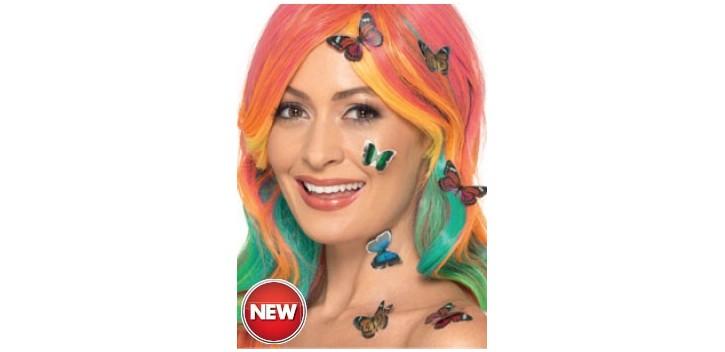 Set de Pegatinas de Mariposas