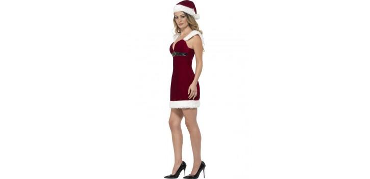 Disfraz de Santa Claus Mujer