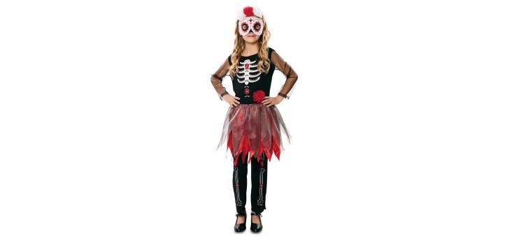 Disfraz de Catrina Esqueleto