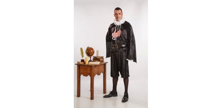 Disfraz de Cervantes
