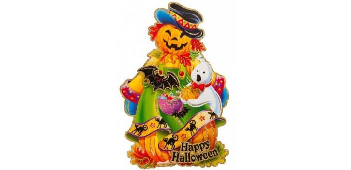Poster happy Halloween
