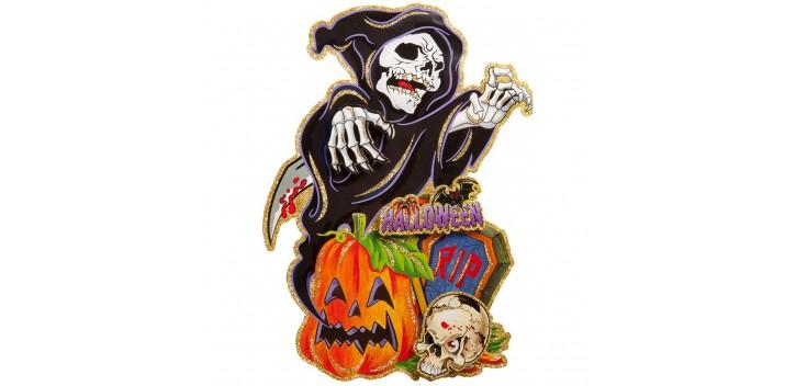 Póster Rip Halloween.