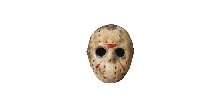 Máscara adulto Jason