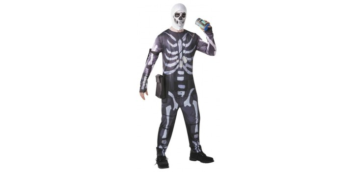Disfraz de Fortnite Skull Trooper