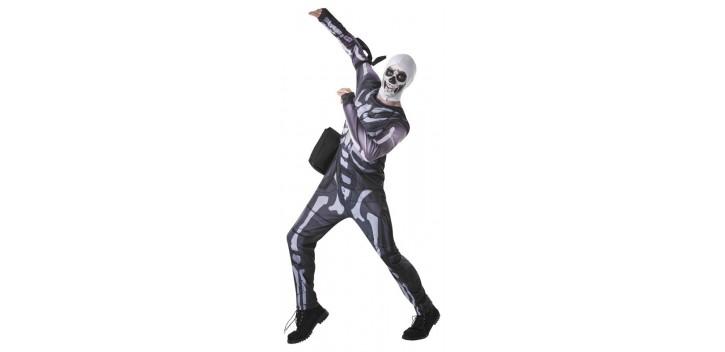 Disfraz de Fortnite Skull Trooper