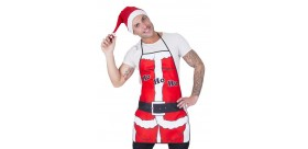 Delantal Santa