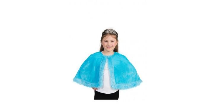 Capa Princesa Azul