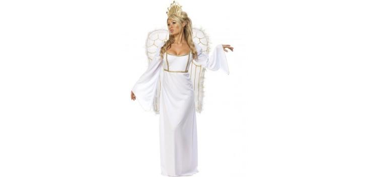 Disfraz de ángel
