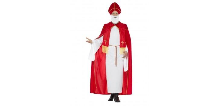 Disfraz deluxe de San Nicolás