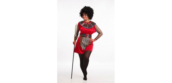 Disfraz Massai Mujer
