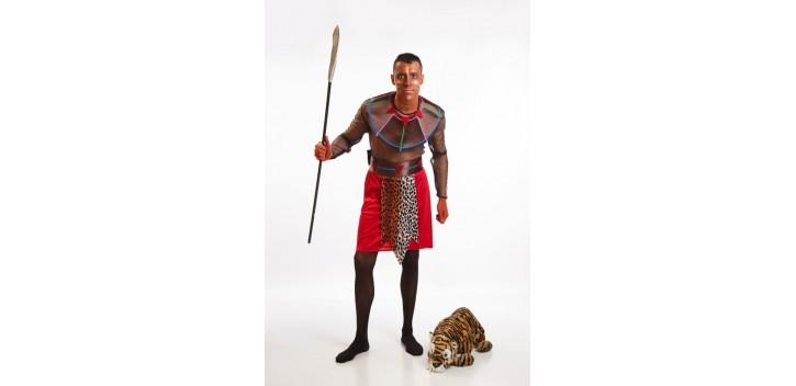 Disfraz Massai Hombre