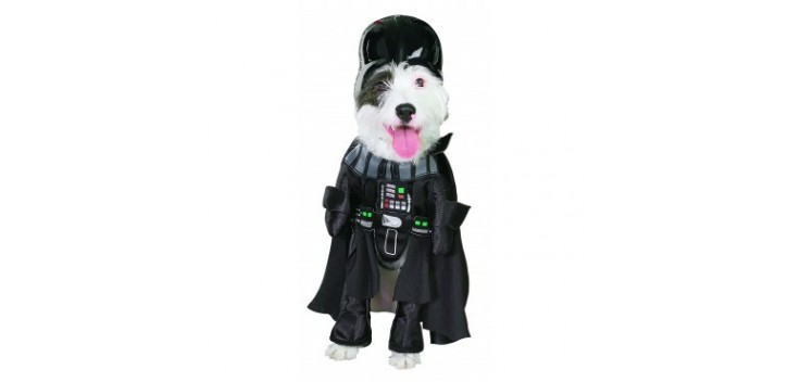 Disfraz Darth Vader Mascota