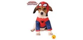 Disfraz Mascota Spiderman