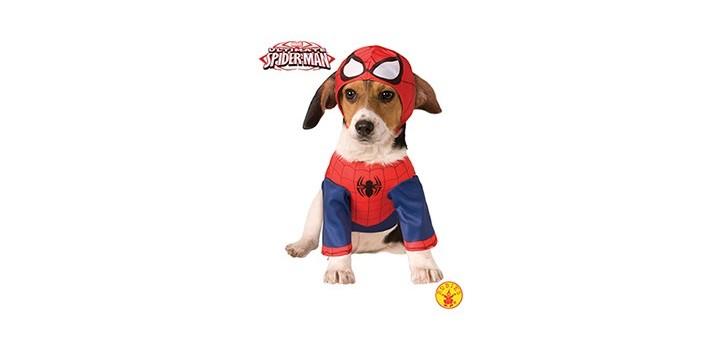Disfraz Spiderman Mascota