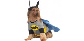 Disfraz Batman Mascotas