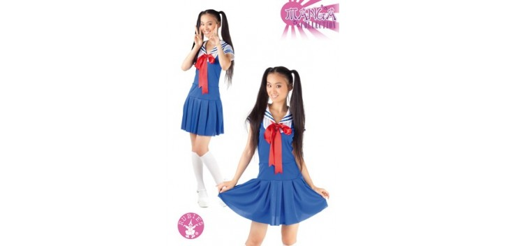 Disfraz Manga School