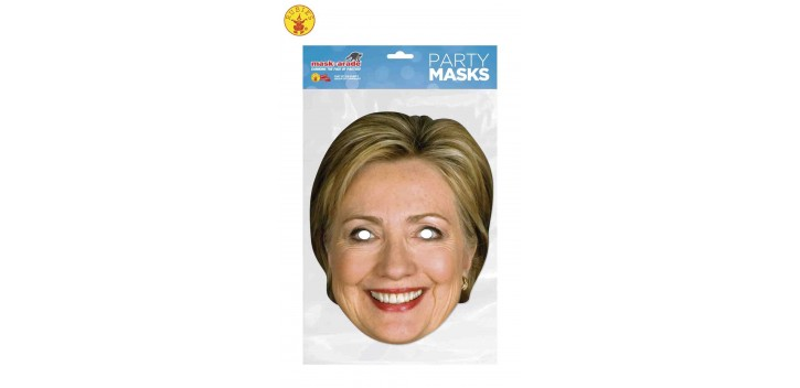 Careta Hillary Clinton