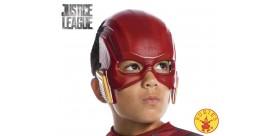 Máscara infantil Flash de la Liga de la Justicia