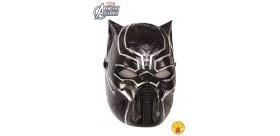 Máscara de Black Panther infantil