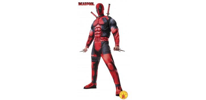 Disfraz Deadpool Original para Hombre