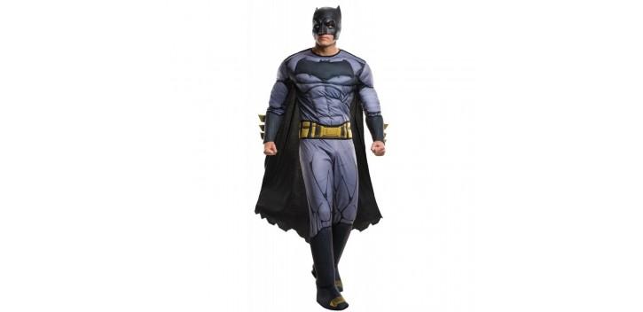 Disfraz Batman Liga de la Justicia Adulto